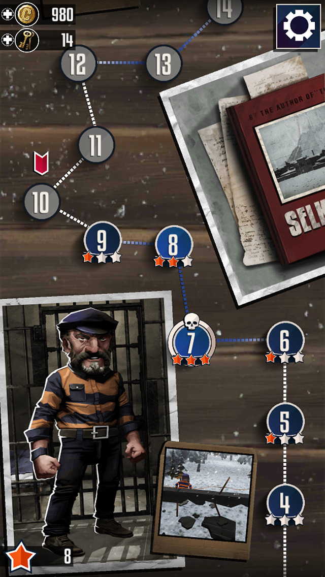Winter Fugitives 2: Chronicles iOS Screenshots
