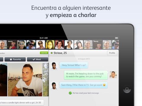 Badoo - Haz nuevos amigos. chatea y diviértete Screenshot