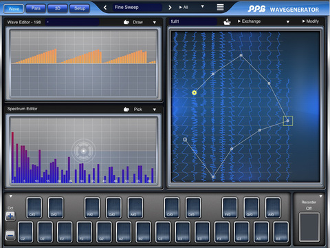 WaveGenerator Screenshots