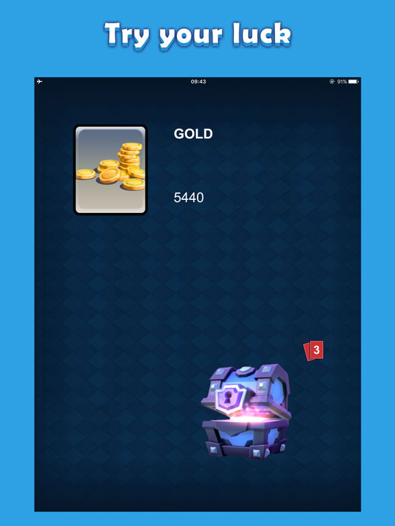 Chest Simulator for Clash Royale on the App Store