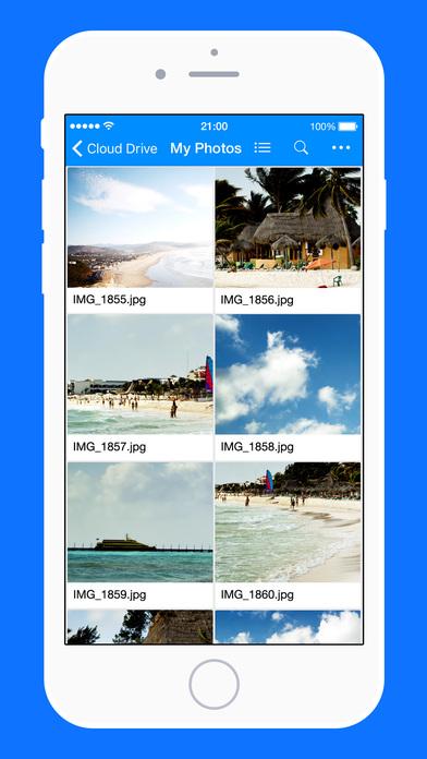 Amazon Cloud Drive Screenshot