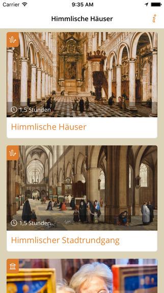 Himmlische Häuser Screenshot