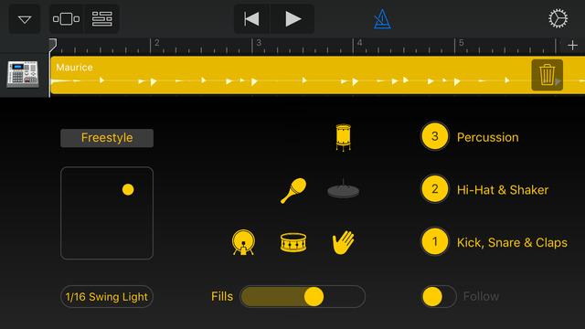 Captura de ecrã do iPhone 4