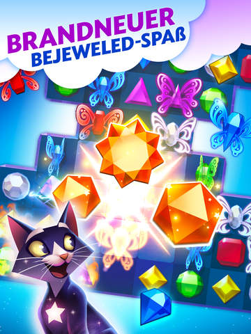 Bejeweled Stars iOS