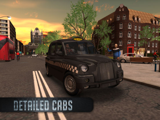 Screenshot 2 Taxi Sim 2016