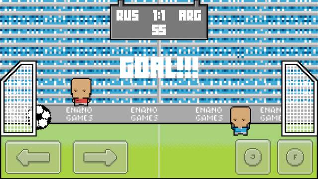 Soccer Wars iOS