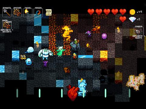 Screenshot 2 Crypt of the NecroDancer Pocket Edition