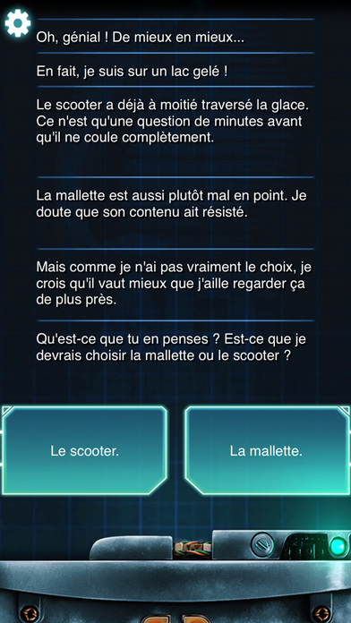 download Lifeline: Enfer Blanc apps 2
