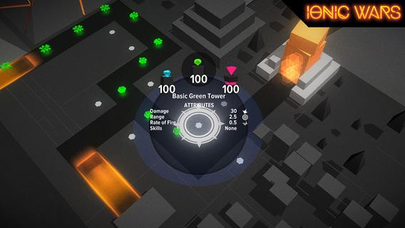 Ionic Wars iOS