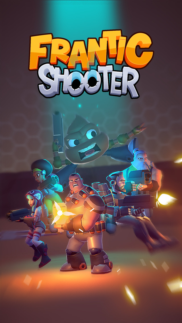 Frantic Shooter iOS Screenshots