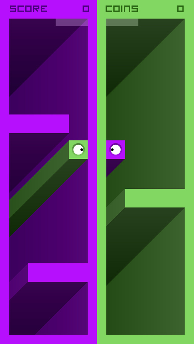 Eyes Cube iOS Screenshots