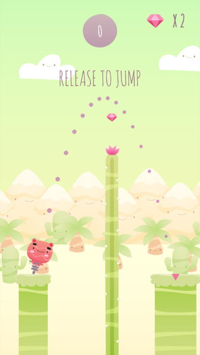 Pogo Bears iOS Screenshots