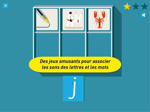 Le Son des Lettres Montessori - Français, Anglais, Espagnol, Allemand et Italien Capture d'écran