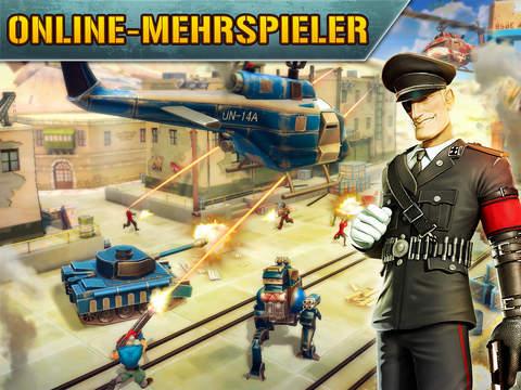 Blitz Brigade - Online multiplayer Shooting Action! Screenshot