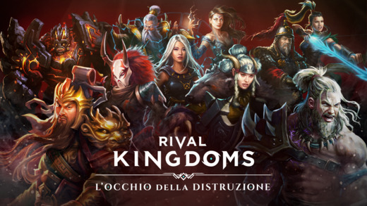 Rival Kingdoms L'Occhio della Distruzione Trucchi
