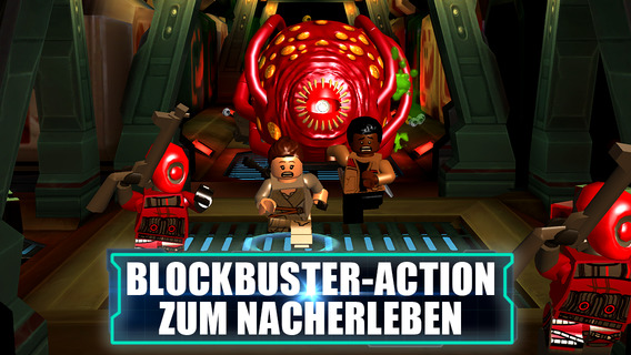 LEGO Star Wars: The Force Awakens iOS