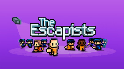 The Escapists iOS Screenshots