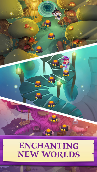 download Bubble Witch 3 Saga appstore review