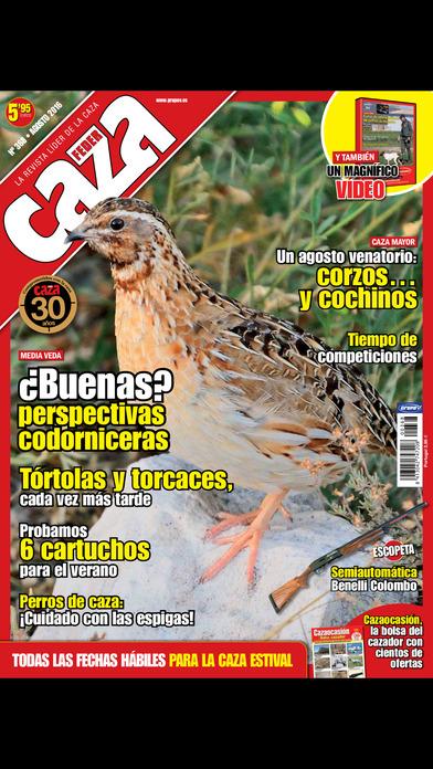 Feder caza revista