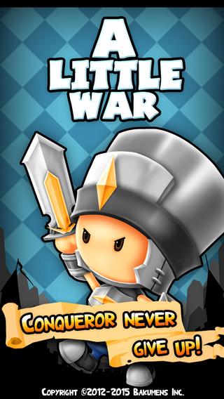 A Little War Screenshot