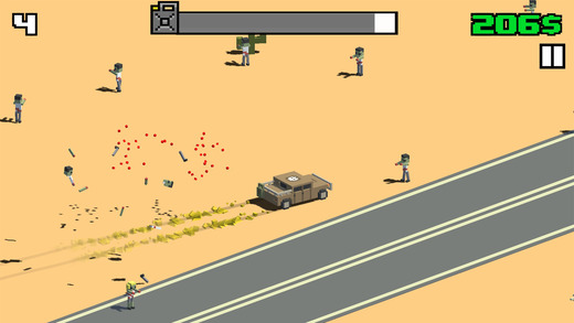 Madness Road für iOS