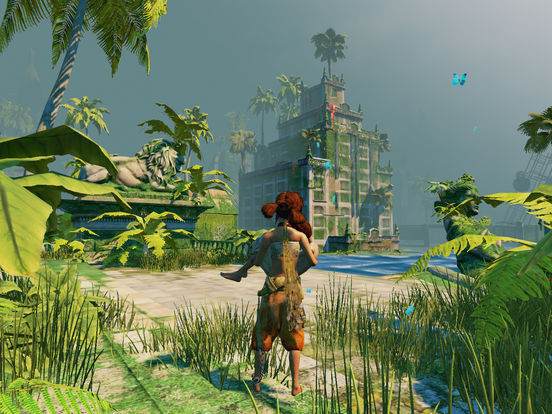 Screenshot 2 Submerged: Miku and the Sunken City