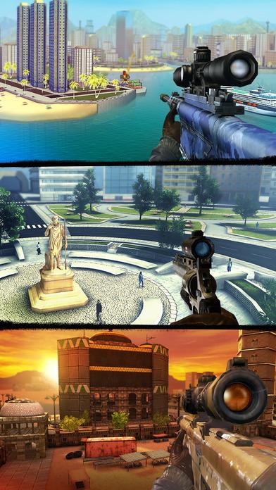 download Sniper 3D Assassin: Meilleurs Jeux de Tir apps 1