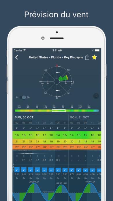 download WINDY - Vent,vagues et prévisions météo de la NOAA apps 2