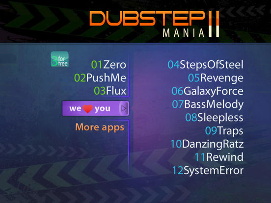Dubstep Mania 2 (Premium) Screenshots
