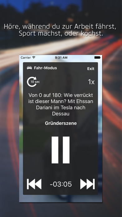 narando - Hör's doch! Screenshot