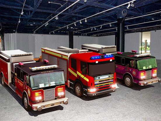 Fire Brigade Truck Simulator 2016 Screenshot