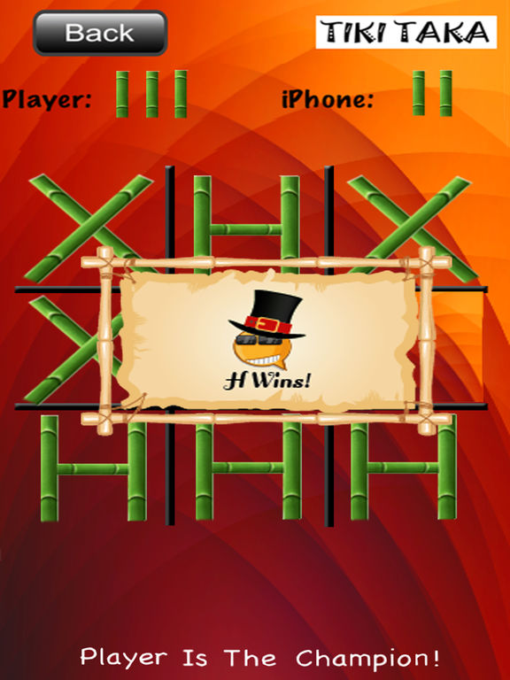 Tic Tac Toe Tiki Taka - XOX Noughts And Crosses Game With Intelligent And Difficult AI Screenshots