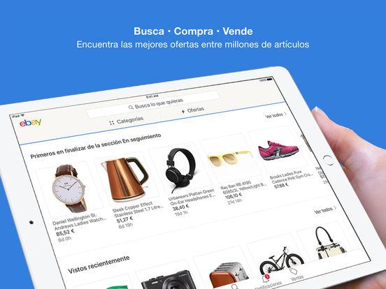 eBay: Compra y vende Tecnología, Moda y mucho más Screenshot