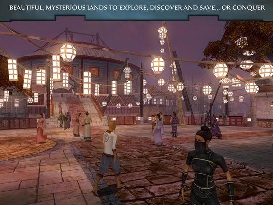 Screenshot 3 Jade Empire™: Special Edition