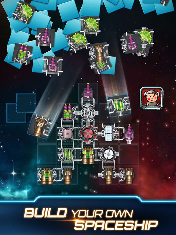 Galaxy Trucker iPhone iPad