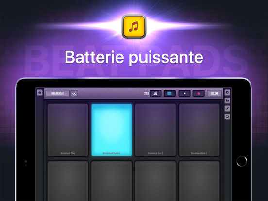 Screenshot #4 pour Beat Pads - Studio Musical Pro