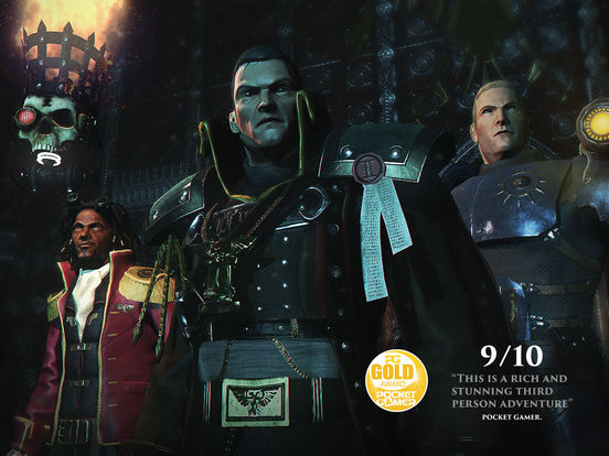 Eisenhorn: XENOS iOS Screenshots