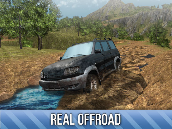 Offroad UAZ 4x4 Simulator 3D Full Screenshots