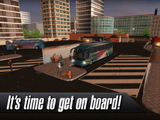 Screenshot 2 Coach Bus Simulator