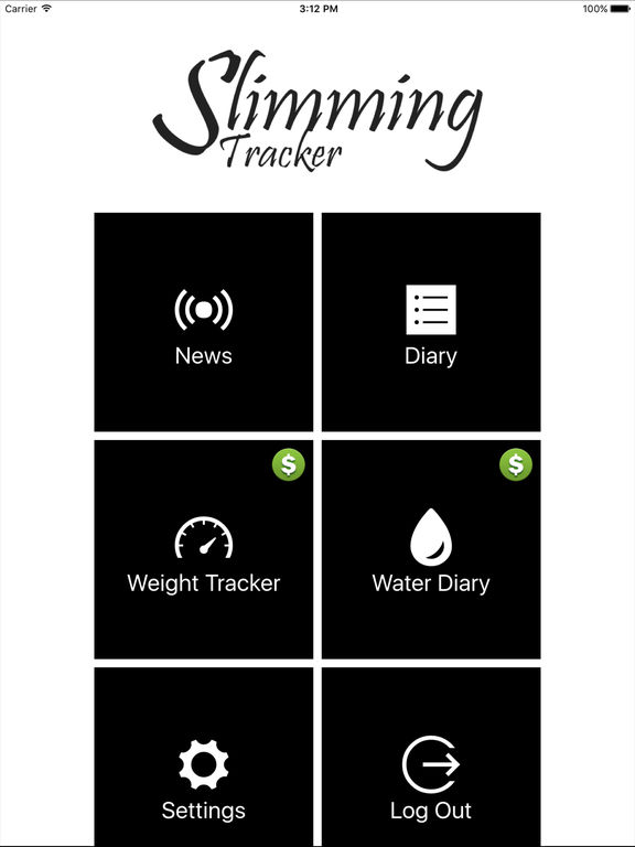 Slimming Tracker On The App Store