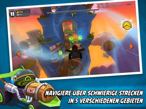 Angry Birds Go! Screenshot