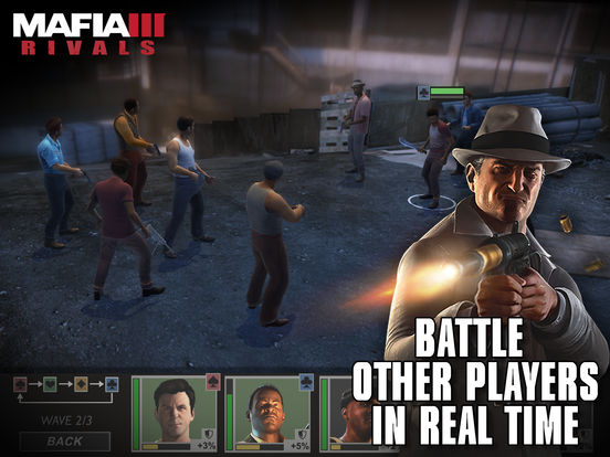 Mafia III: Rivals pro iOS a Androidy (Video)