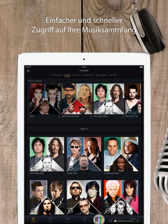 Amazon Music with Prime Music Screenshot