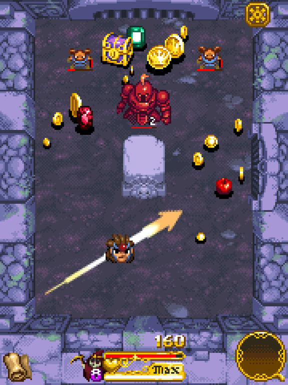 Treasure Buster iOS Screenshots