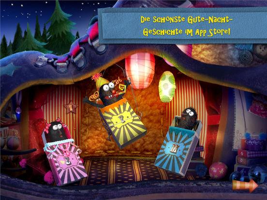 Schlaf gut Zirkus – Gute Nacht Geschichte & Schlaflied für Kinder Screenshot