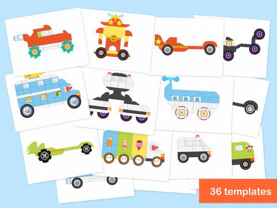 Labo Brick Car(3+) Screenshots