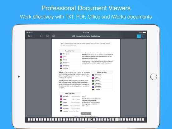 File Hub (Leistungsstarker und benutzerfreundlicher Dateimanager) Screenshot