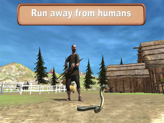 Forest Snake Simulator 3D Full Screenshots