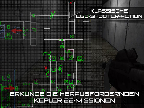 Kepler Galaxy Wars - Rebel Alliance Mission Screenshot
