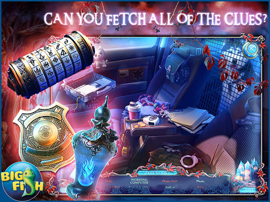 Dark Dimensions Homecoming Hd A Hidden Object Mystery
